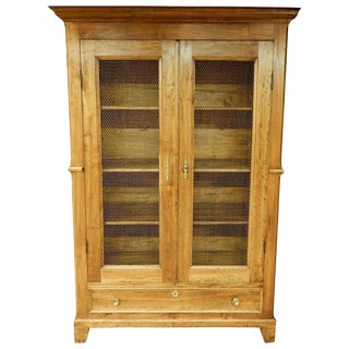 Early French 19th Century Armoire