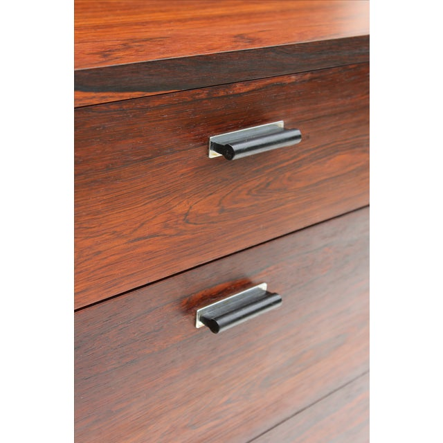 Harvey Probber Rosewood Chest Dresser - Image 6 of 10