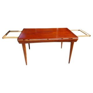 1960s Vintage H.W. Klein for Bramin Danish Mid-Century Modern Dining Table For Sale
