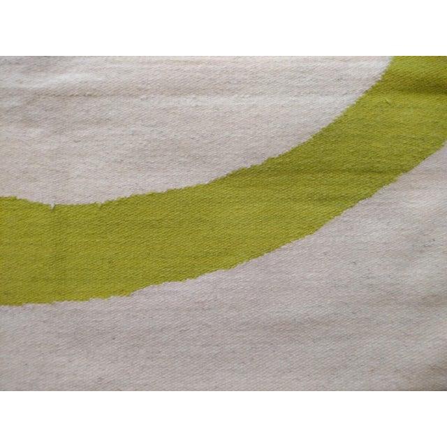Costa Verde Handwoven Wool Pillow Floor Cushion - Image 3 of 4