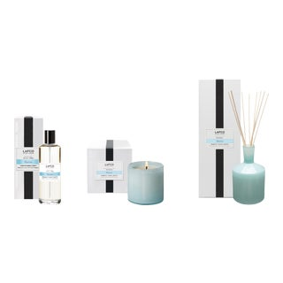 Marine Signature Candle, Classic Diffuser, and Room Mist Gift Set - Set of 3 For Sale