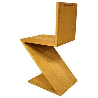 Gerrit Rietveld Zig-Zag Chair