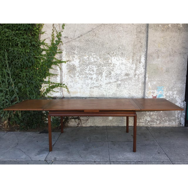 Vintage Mid-Century Modern Dining Table - Image 2 of 6