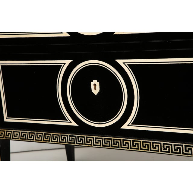 Custom Fornasetti Style Commodes - a Pair For Sale - Image 4 of 9
