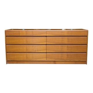 Nordisk Andels-Eksport Danish Modern Teak Low Dresser
