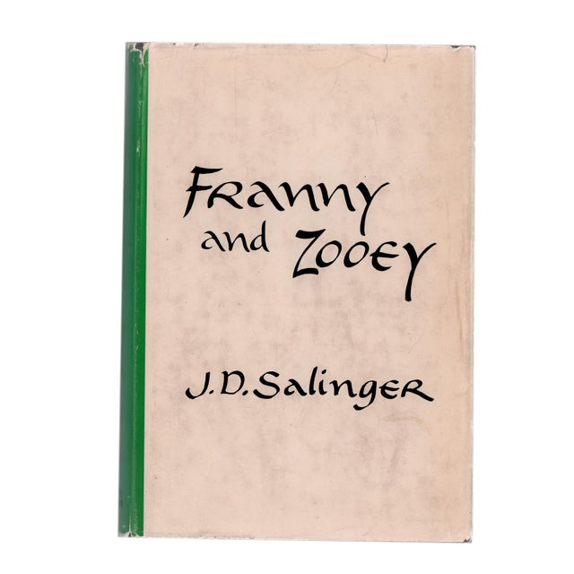 """1960s 1961 """"Franny and Zooey"""" Collectible Book For Sale - Image 5 of 5"""
