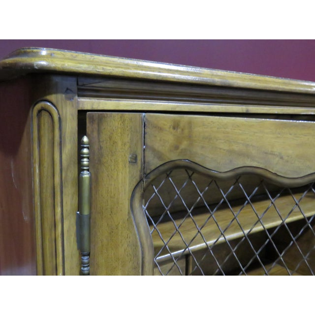 Late 19th Century 19th C. Country French Writing Desk For Sale - Image 5 of 13