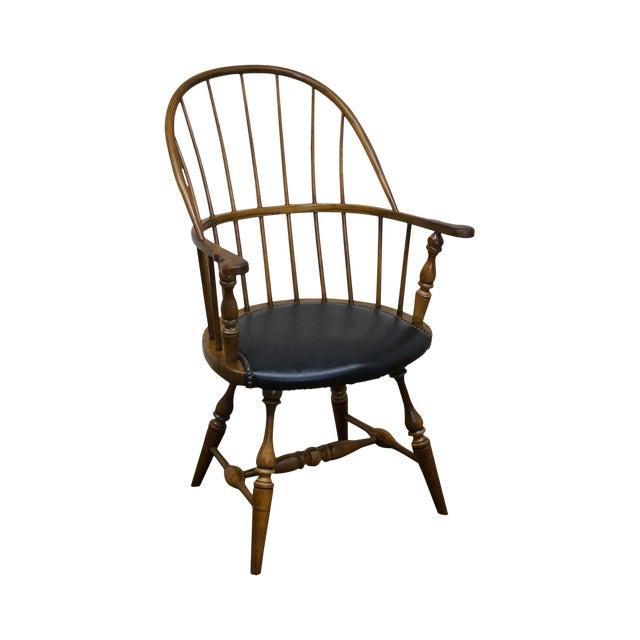 Image of Frederick Duckloe Vintage Loop Back Arm Chair