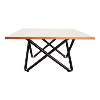 Vintage Vico Magistretti for Alias Broomstick Series Coffee Table For Sale