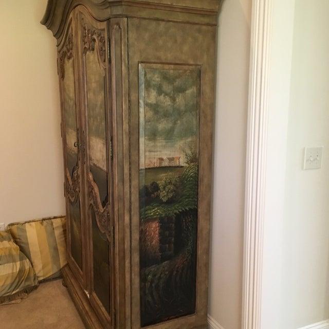 Seven Seas by Hooker Furniture Wardrobe - Image 5 of 7