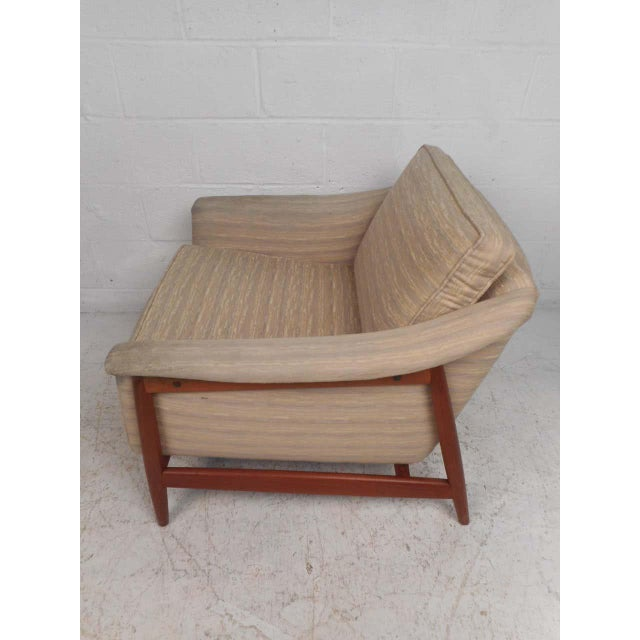 Modern Midcentury Lounge Chair by Dux For Sale - Image 3 of 13
