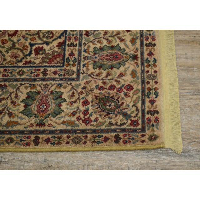 2000 - 2009 Karastan Tabriz Medallion Samovar Tea Wash 5'9 X 9' Rug For Sale - Image 5 of 12