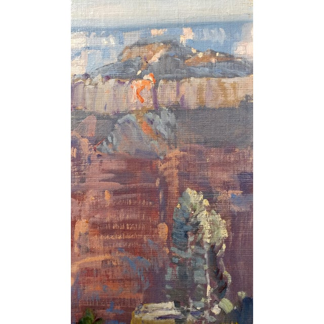 Fitch Fulton Grand Canyon Landscape Oil Painting - Image 4 of 11