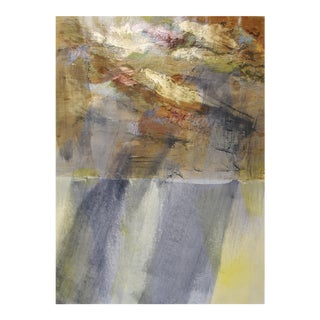 Mixed Media Abstract Painting by Patricia Zippin