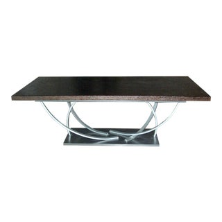 Christine Rouviere Arche Dining Table For Sale