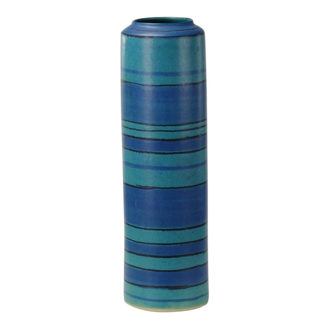 Glidden Gulfstream Vase by Fong Chow - Image 1 of 7