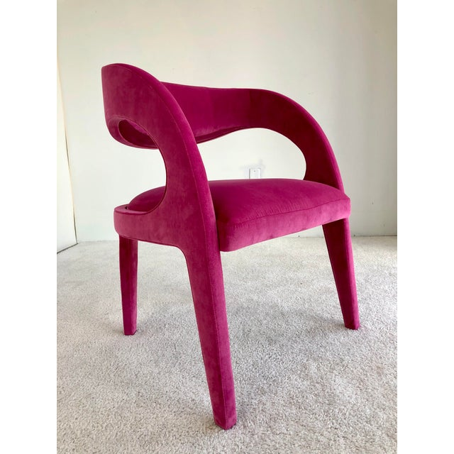 Contemporary Avant-Garde Berenice Fendi Chairs - a Pair For Sale - Image 3 of 9