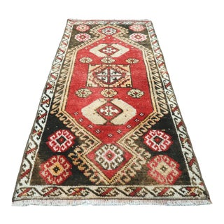 Turkish Konia Nomads Small Rug Carpet For Sale