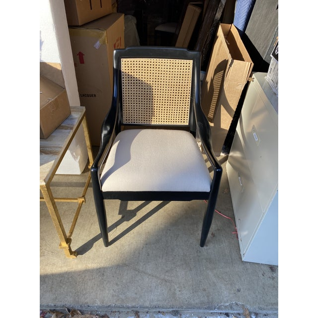 Wood Mid-Century Arm Chair For Sale - Image 7 of 7