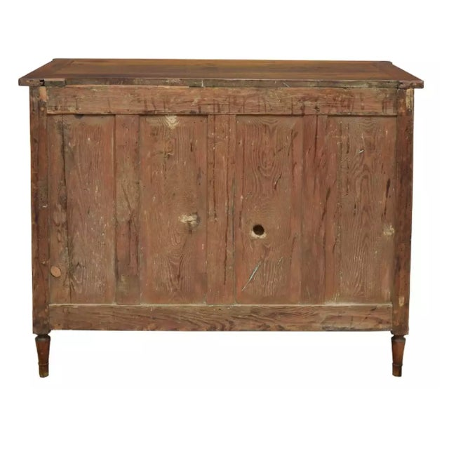 Late 18th Century 18th C Period French Directoire Commode For Sale - Image 5 of 12