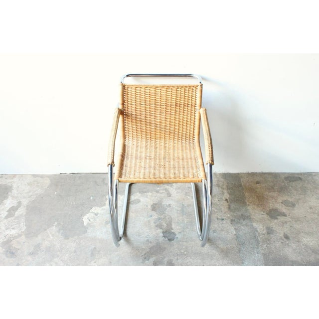 Mies Van Der Rohe Mr20 Chair For Sale - Image 5 of 6