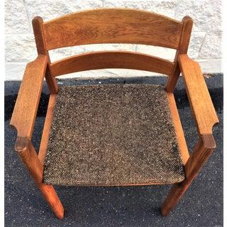 Danish Modern Teak Arm Chair Preview