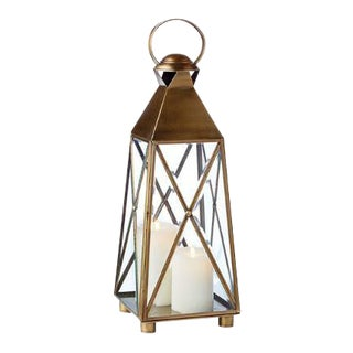 """Imperial Lantern 25.5"""" from Kenneth Ludwig Chicago For Sale"""