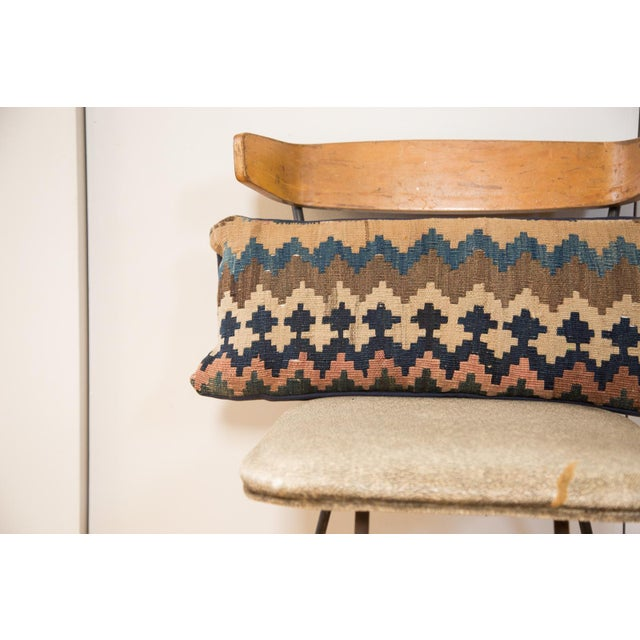 Kilim Lumbar Pillow - Image 3 of 5
