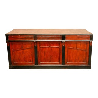 19th Century Wooden Shop Counter For Sale