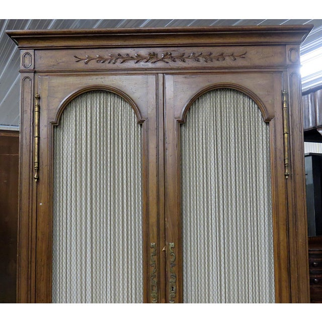 Country Auffray Country French Armoire For Sale - Image 3 of 9