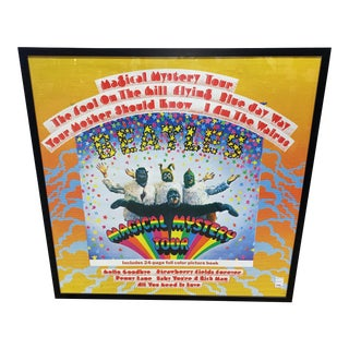 The Magical Mystery Tour Print For Sale