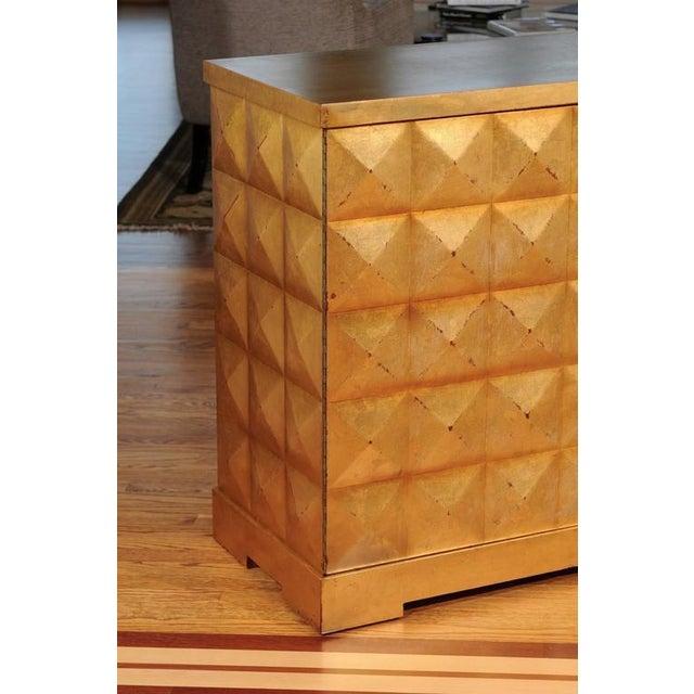 Elegant Custom Diamond Cabinet by Barbara Barry for Baker For Sale In Atlanta - Image 6 of 10