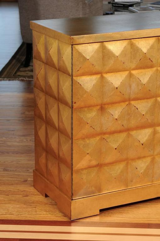 Elegant Custom Diamond Cabinet By Barbara Barry For Baker   Image 6 Of 10