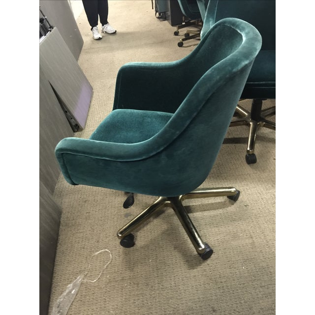 "Geiger Brickel ""Bumper"" Conference Chair - Image 8 of 10"