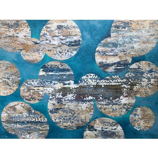 Modern Contemporary Original Abstract Painting For Sale
