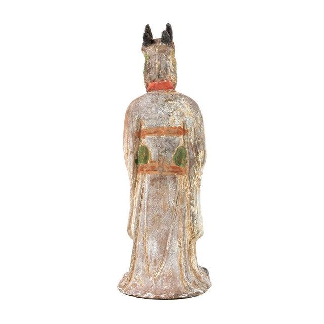 Antique Chinese Zodiac Dragon Figurine - Image 5 of 9