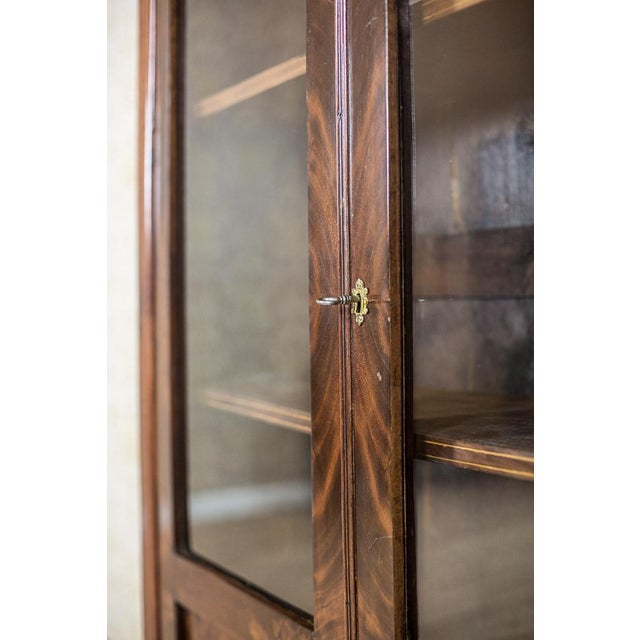 Biedermeier Bookcase, Circa 1850 For Sale - Image 11 of 13
