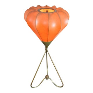 Amazing Mid Century Modern Bubble Lamp in the Style of George Nelson For Sale