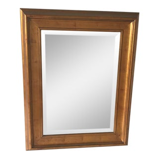 Late 19th Century-Early 20th Century American Artist's Frame Mirror For Sale