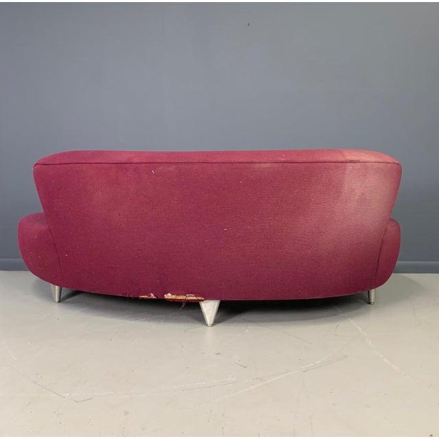 1970s Vladimir Kagan Sofa for Modernica For Sale - Image 9 of 13