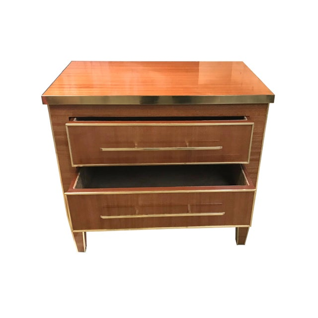 Not Yet Made - Made To Order MarGian Studio Edgard Nightstand For Sale - Image 5 of 9