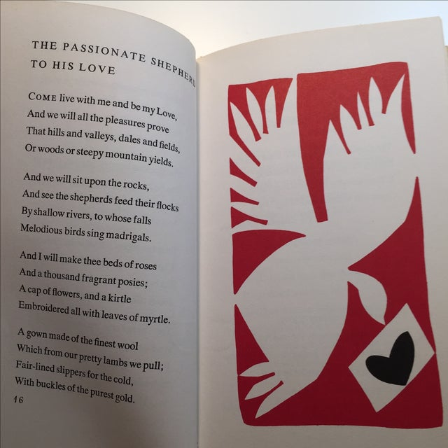 Love Is a Poem Book For Sale In New York - Image 6 of 8