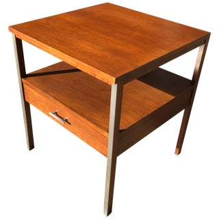 Side Table of Nightstand by Paul McCobb for Calvin For Sale