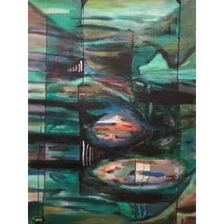 Abstract Oil Painting, Visions For Sale