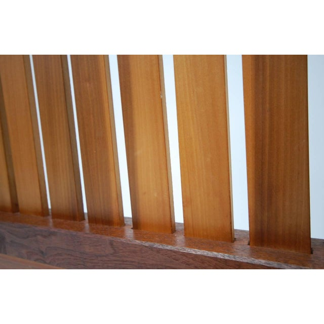 Small Japanese Style Room Divider by Teruo Hara For Sale In Providence - Image 6 of 9