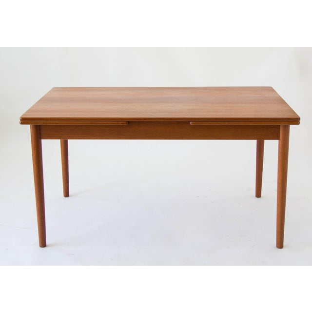 At-316 Draw Leaf Dining Table by Hans Wegner - Image 2 of 10