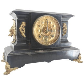 1894 Aetna Ansonia Clock For Sale