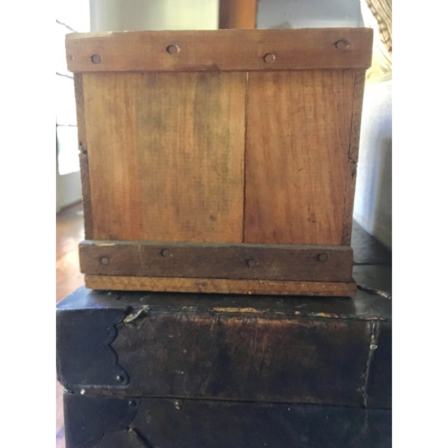 Americana 1920s Cape Cod Cranberry Crate For Sale - Image 3 of 6