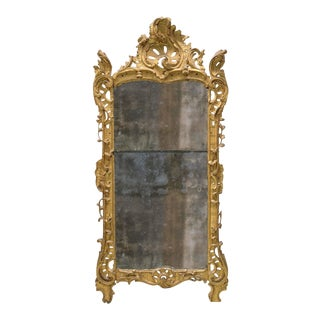 18th Century Louis XV Mirror For Sale