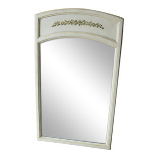 Henredon French Regency Painted Mirror For Sale